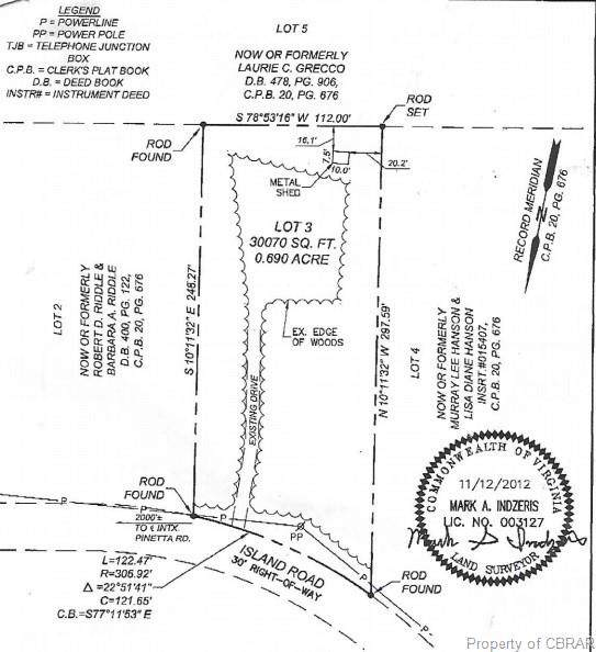 3104 Island Road, Gloucester, VA 23061 (#1938765) :: Abbitt Realty Co.