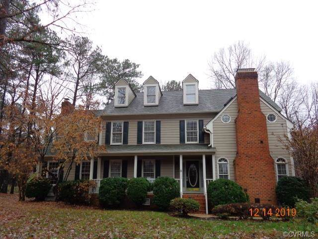 2828 Hardings Trace Lane, Henrico, VA 23233 (MLS #1938803) :: EXIT First Realty