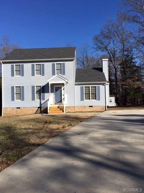 4001 Twisted Oak Drive, Chesterfield, VA 23834 (MLS #1938826) :: Small & Associates