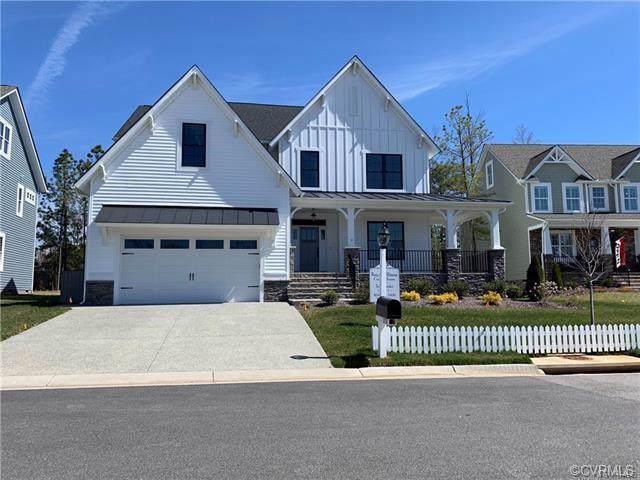 3731 Graythorne Drive, Midlothian, VA 23112 (MLS #1939491) :: Small & Associates