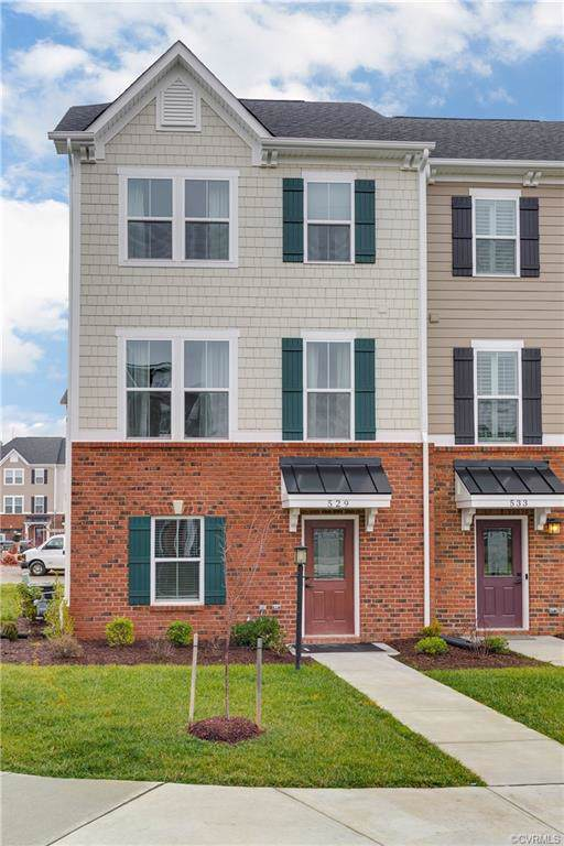 529 Crofton Village Trace, Chesterfield, VA 23114 (MLS #2000809) :: EXIT First Realty