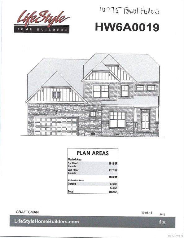 10775 Forest Hollow Court, Glen Allen, VA 23059 (MLS #2001086) :: EXIT First Realty
