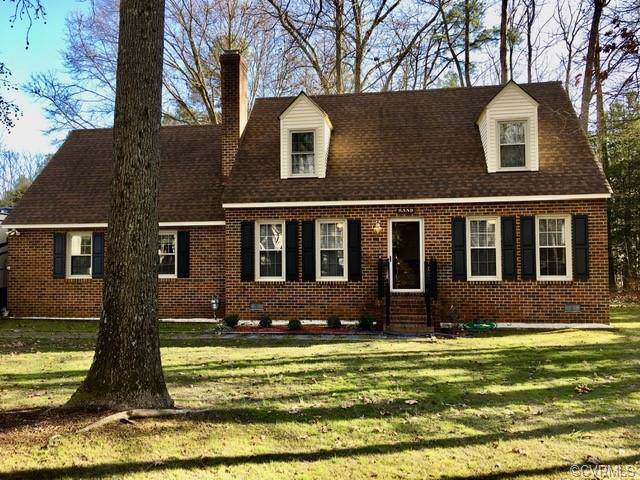 8359 Holly Ridge Road, Mechanicsville, VA 23116 (MLS #2002064) :: Small & Associates