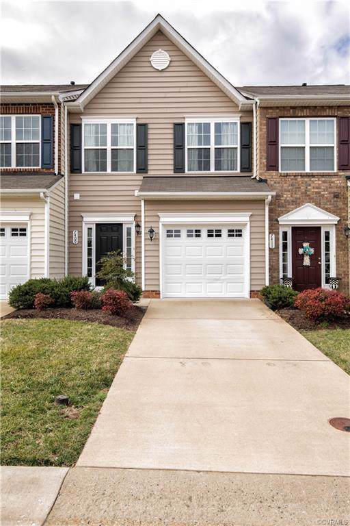 7409 Washington Arch Drive, Mechanicsville, VA 23111 (MLS #2002503) :: The Redux Group