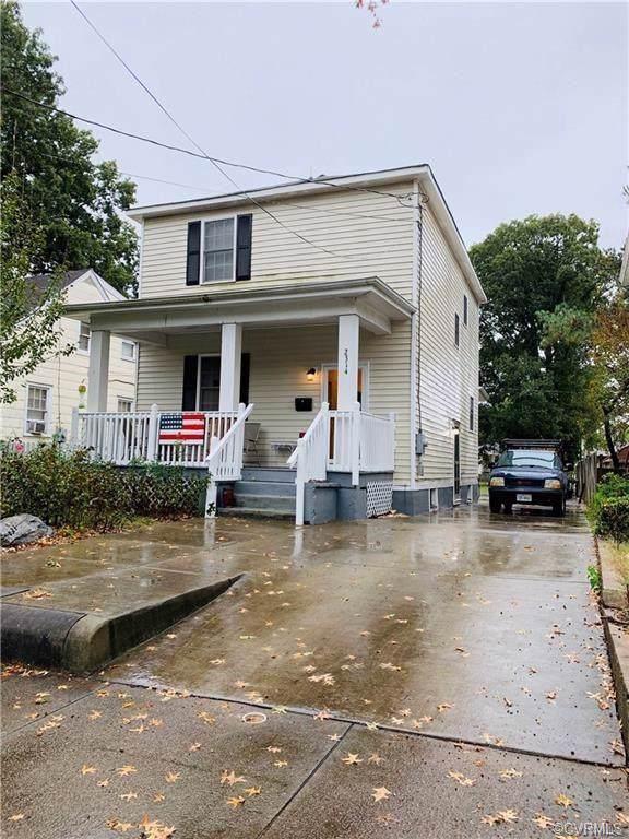 2314 Ingram Avenue, Richmond, VA 23224 (MLS #2002515) :: The Redux Group