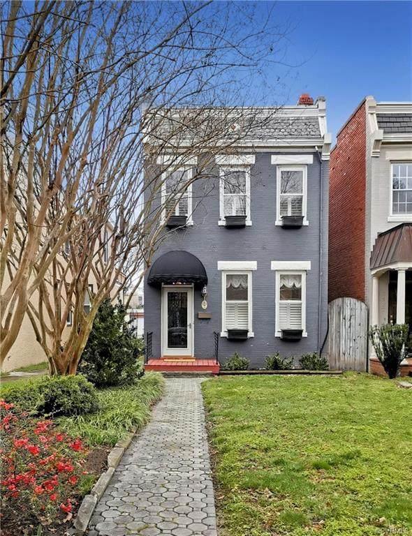 3125 Grove Avenue, Richmond, VA 23221 (#2002992) :: Abbitt Realty Co.