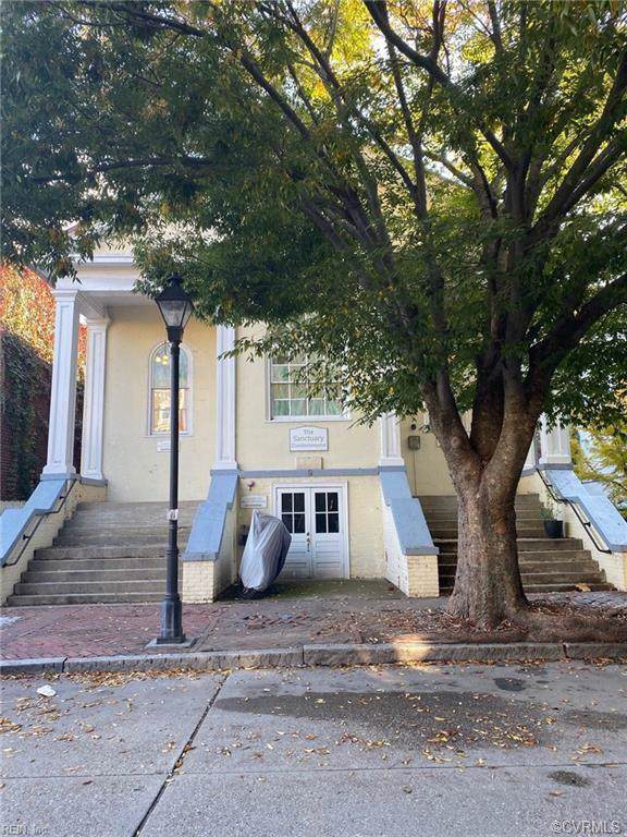 9 E Clay Street #8, Richmond, VA 23219 (MLS #2003000) :: Small & Associates