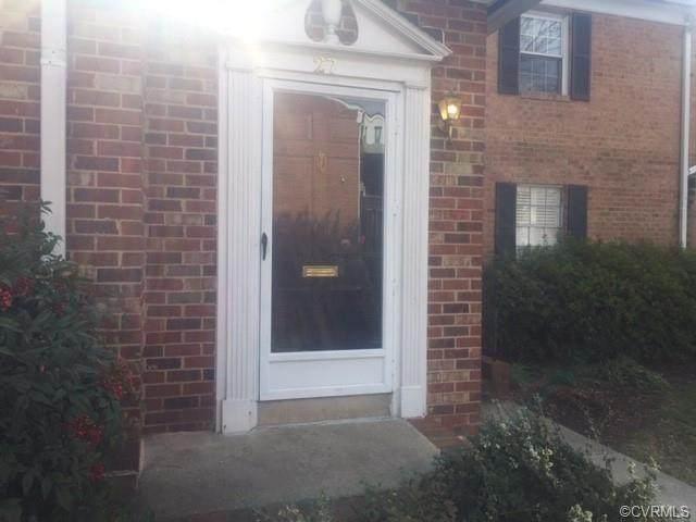 27 Rock Garden Lane #27, Henrico, VA 23228 (MLS #2003265) :: EXIT First Realty