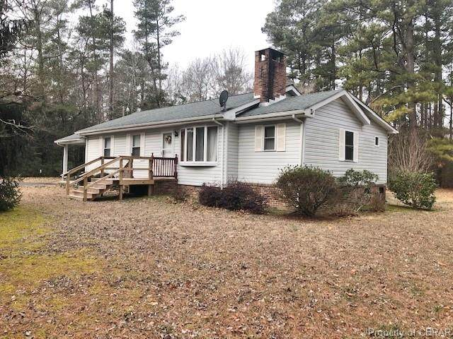 72 Wishing Well Lane, Lancaster, VA 22503 (MLS #2003698) :: EXIT First Realty