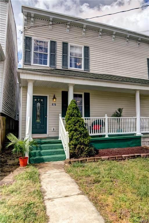 870 Jessamine Street, Richmond, VA 23223 (MLS #2003791) :: Small & Associates
