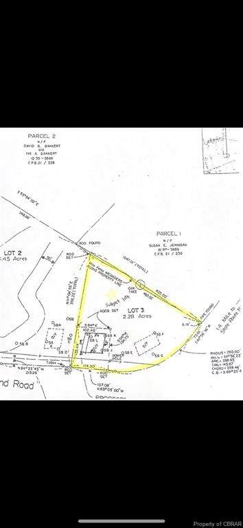 2.28 AC Island Road, Gloucester, VA 23061 (MLS #2004044) :: The Redux Group