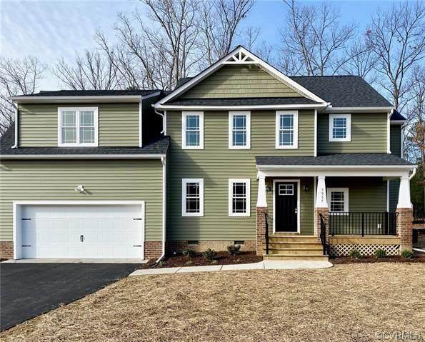 5955 Autumnleaf Drive, North Chesterfield, VA 23234 (#2004404) :: Abbitt Realty Co.