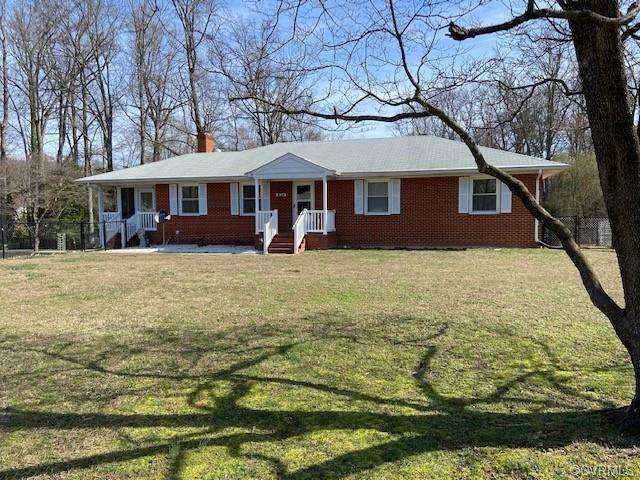 8154 Newman Drive, Mechanicsville, VA 23111 (MLS #2004671) :: Small & Associates