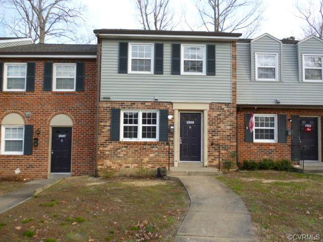 1509 Ivymount Road, Richmond, VA 23225 (MLS #2004697) :: EXIT First Realty