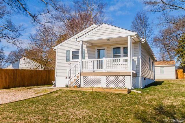 7245 Dogwood Place, Mechanicsville, VA 23111 (MLS #2004769) :: EXIT First Realty