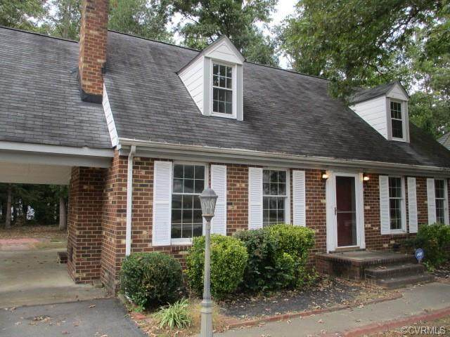 1816 Pocoshock Boulevard, North Chesterfield, VA 23235 (MLS #2005182) :: The RVA Group Realty
