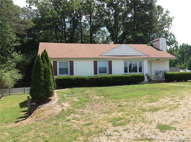 6087 Mechanicsville Turnpike, Mechanicsville, VA 23111 (MLS #2005244) :: EXIT First Realty