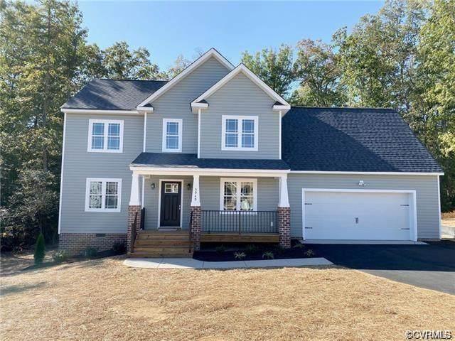 5949 Autumnleaf Drive, North Chesterfield, VA 23234 (MLS #2005883) :: Small & Associates