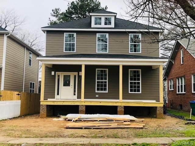 2718 Woodrow Avenue, Richmond, VA 23222 (MLS #2005975) :: The RVA Group Realty