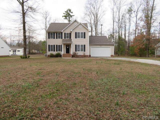 4806 Cascade Street, North Chesterfield, VA 23234 (MLS #2006090) :: The RVA Group Realty