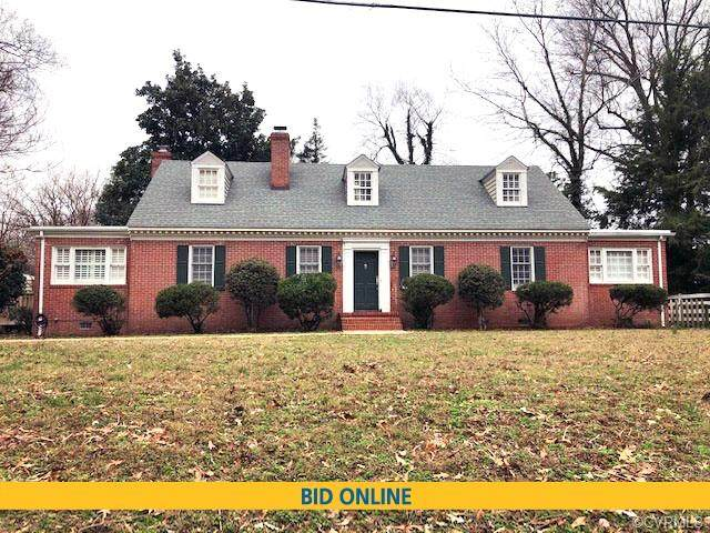 108 John Tyler Lane, Williamsburg, VA 23185 (MLS #2006781) :: Small & Associates