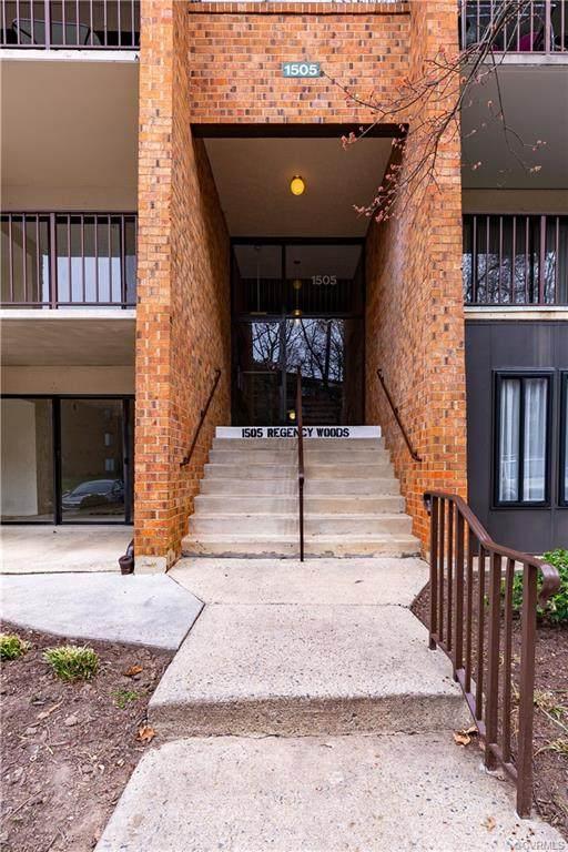 1505 Regency Woods Road #201, Richmond, VA 23238 (MLS #2006900) :: The RVA Group Realty