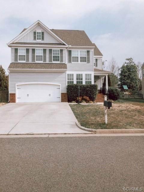 8786 New Holland Lane, Mechanicsville, VA 23116 (MLS #2007262) :: Small & Associates