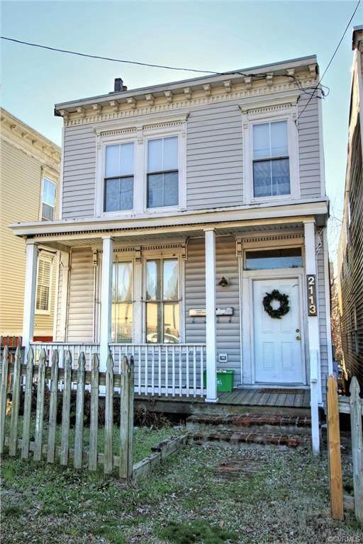 2113 Marshall Street, Richmond, VA 23223 (MLS #2007981) :: The Redux Group