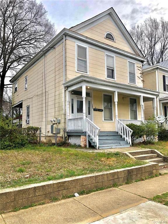 1202 E Brookland Park Boulevard, Richmond, VA 23222 (MLS #2008437) :: Small & Associates