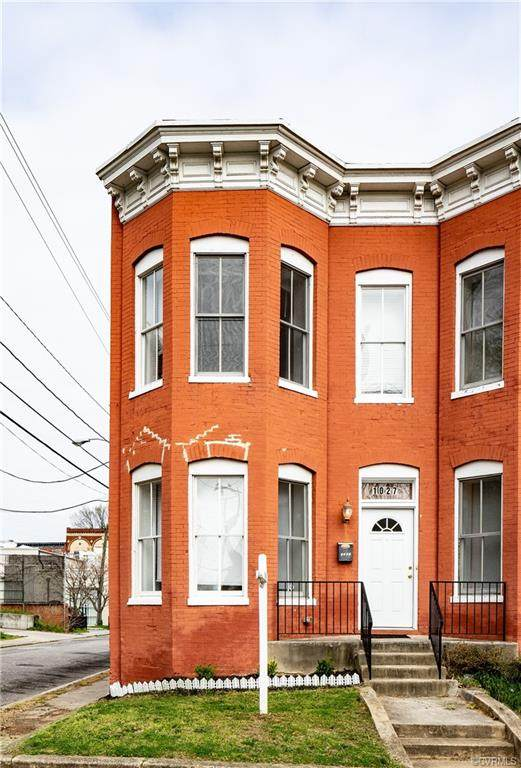 1027 Decatur Street, Richmond, VA 23224 (MLS #2008438) :: Small & Associates