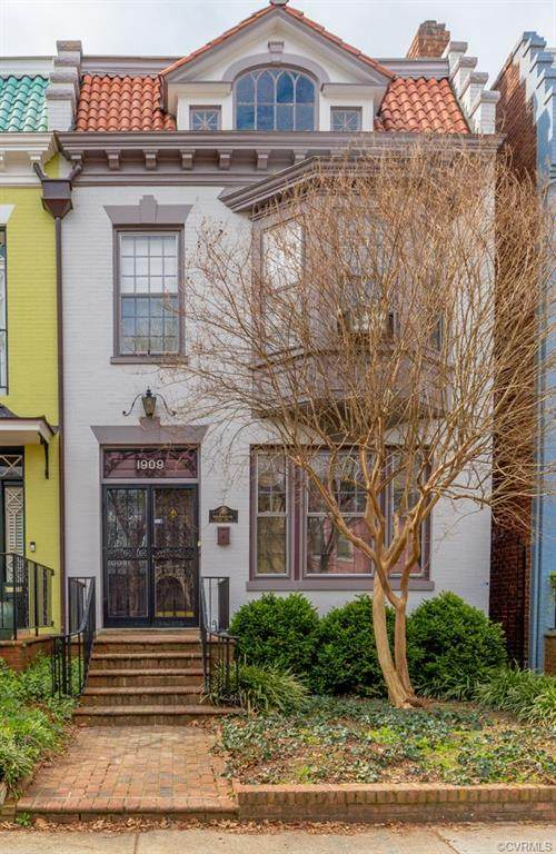 1909 Hanover Avenue, Richmond, VA 23220 (MLS #2008493) :: The Redux Group
