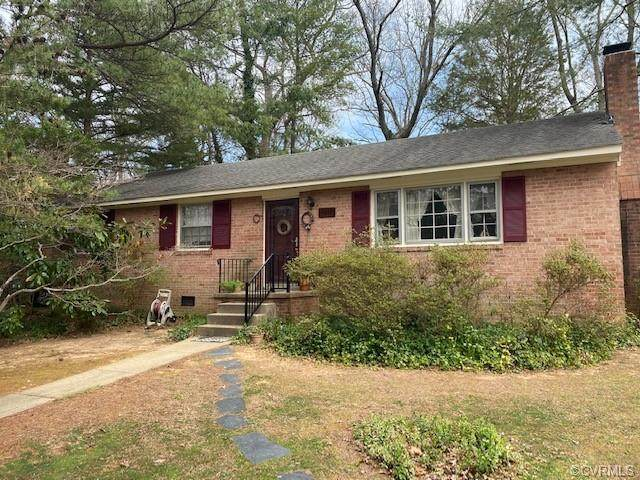 2117 Greenfield Drive, Chesterfield, VA 23235 (MLS #2008536) :: Small & Associates