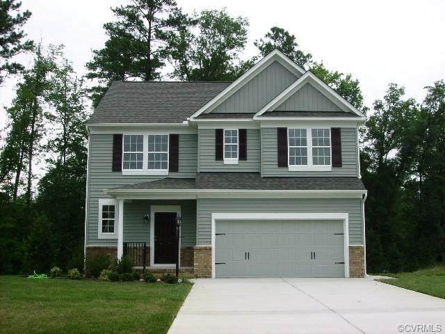 9260 Crowell Street, Mechanicsville, VA 23116 (MLS #2008675) :: Small & Associates