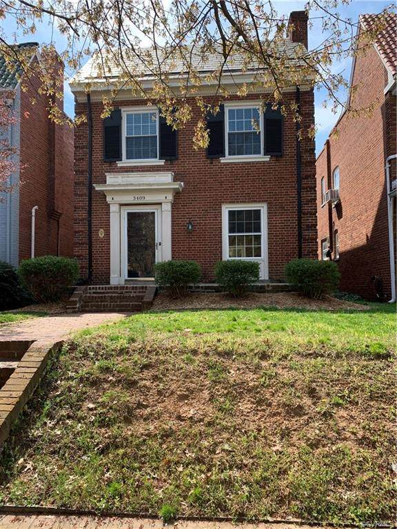 3409 W Grace Street, Richmond, VA 23221 (MLS #2009081) :: Small & Associates