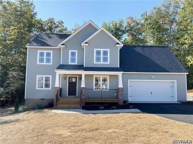 5949 Autumnleaf Drive, North Chesterfield, VA 23234 (MLS #2009397) :: The RVA Group Realty