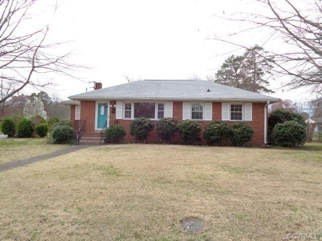 323 Sandston Avenue, Sandston, VA 23150 (MLS #2009550) :: Small & Associates