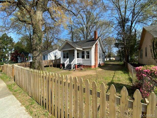 2408 Ingram Avenue, Richmond, VA 23224 (MLS #2009883) :: The Redux Group