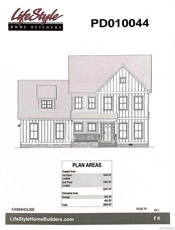 11937 Pergola Court, Providence Forge, VA 23140 (MLS #2010618) :: The Redux Group