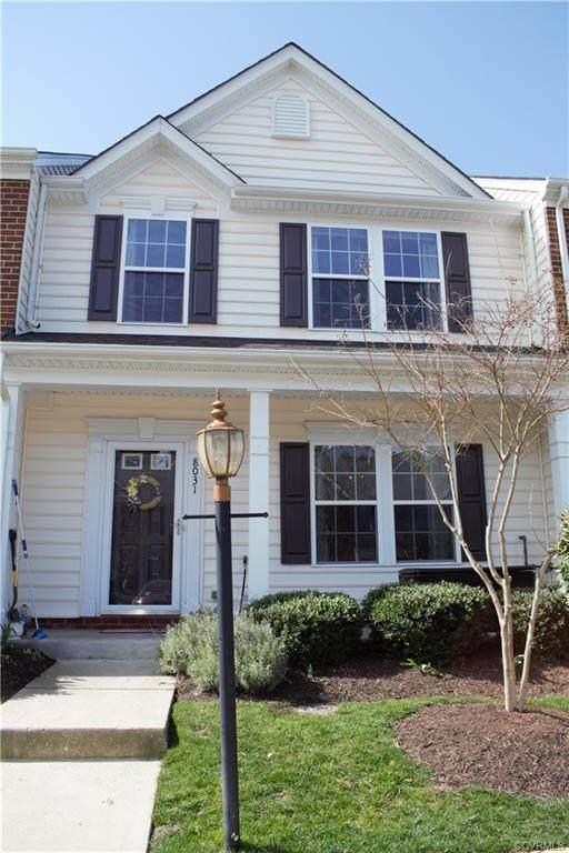8031 Creekside Village Drive, Mechanicsville, VA 23111 (MLS #2010680) :: The Redux Group