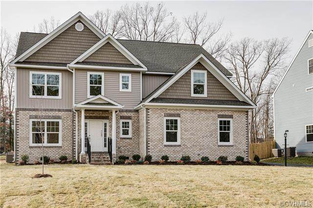 4720 Leakes Mill Drive, Glen Allen, VA 23059 (MLS #2010974) :: Small & Associates