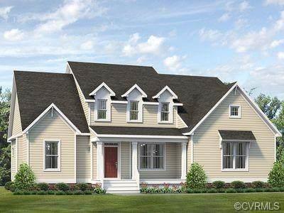 3587 Calvin's Trail, Powhatan, VA 23139 (MLS #2011629) :: Small & Associates
