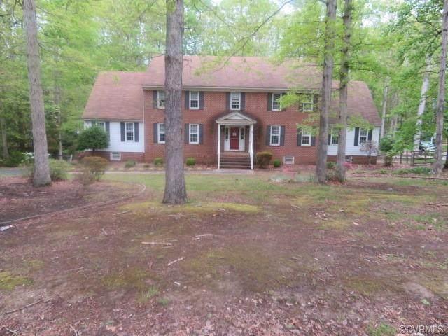 11820 Bondurant Drive, North Chesterfield, VA 23236 (#2012703) :: Abbitt Realty Co.