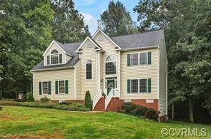 7113 Swiftrock Ridge Place, Chesterfield, VA 23838 (MLS #2012844) :: Small & Associates