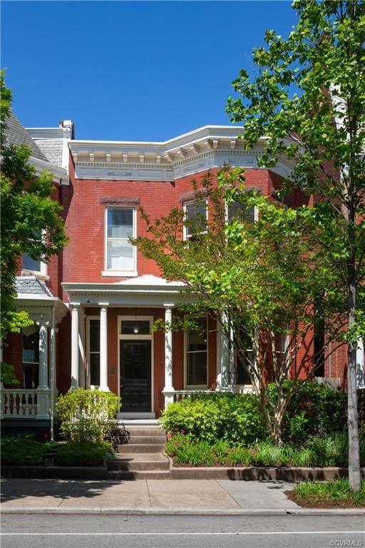 1606 W Grace Street, Richmond, VA 23220 (MLS #2013232) :: Small & Associates