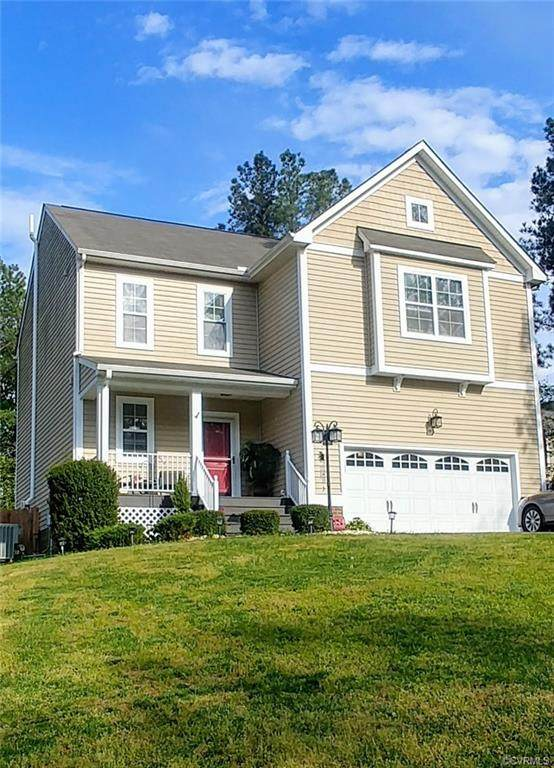 8781 Lake Jordan Lane, Petersburg, VA 23803 (#2013274) :: Abbitt Realty Co.