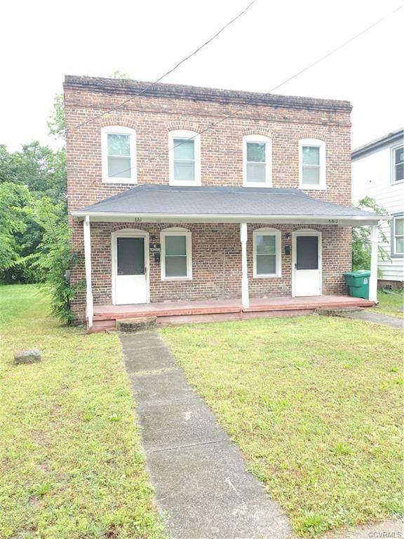661 Pegram Street, Petersburg, VA 23803 (#2014080) :: Abbitt Realty Co.