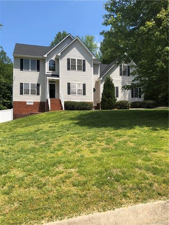 13907 Sandrock Ridge Drive, Chesterfield, VA 23838 (MLS #2014760) :: Small & Associates