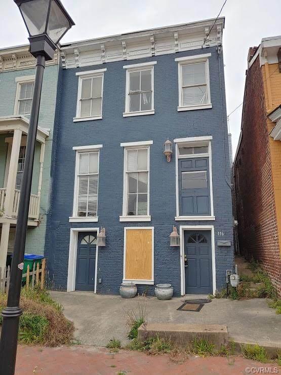 116 W Leigh Street, Richmond, VA 23220 (MLS #2014810) :: Small & Associates