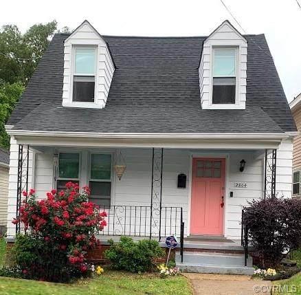 2804 Barry Street, Richmond, VA 23225 (MLS #2014963) :: EXIT First Realty