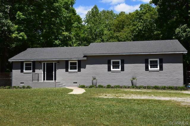 5310 Hopewell Road, New Kent, VA 23124 (MLS #2015362) :: The RVA Group Realty